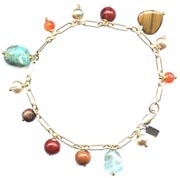 Peggy Li Lovely Leftovers Bracelet