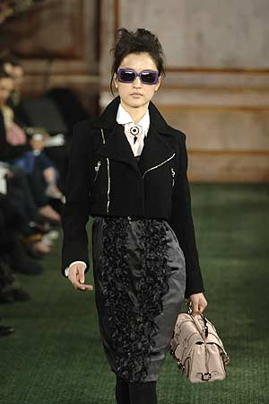 Luella Bartley Fall 2006