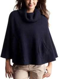 Luxe Poncho at Gap