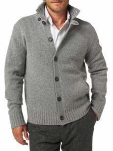 Luxe Cardigan from Banana Republic