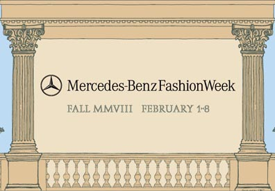 Mercedes Benz Fashion Week Fall 2008
