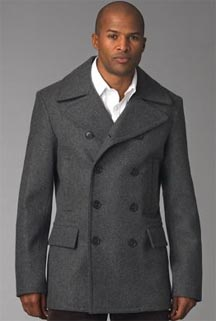 Where to Find The Best Men's Peacoats - Omiru: Style for All