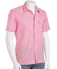Michael Kors Plaid Short Sleeve Shirt