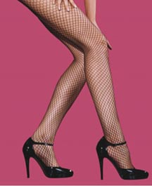 Minx It Up Refined Fishnet Pantyhose