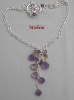 Mohini Necklace by Kuukivi