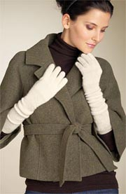 Nordstrom Long Cashmere Gloves