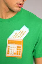 Paul Frank Calculator Shirt