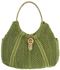 Peggy Knit Purse