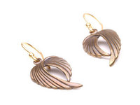 Peggy Li Winged Earrings