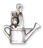 Peter Rabbit Charm