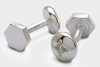 Phillips Head Cufflinks