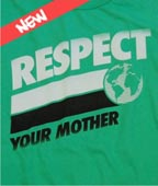 Local Celebrity Respect Your Mother Tee