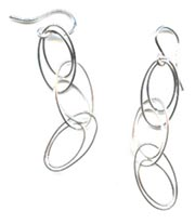 Peggy Li Ringlet Earrings