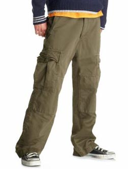 Rugged Cargo Pants