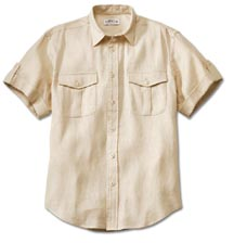 Corners of the Globe Safari Shirt