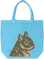 Squirrel Tote at Fred Flare