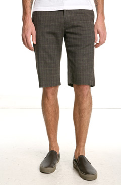 Standard Messenger Plaid Short