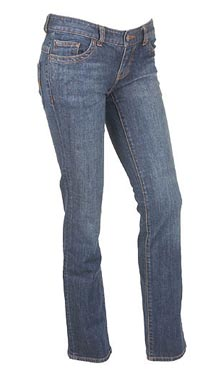 Forever 21 Straight Leg Denim Jeans