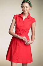 Susina Cap Sleeve Dress