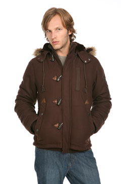 Triple Five Soul Wool Bomber
