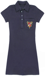 Tennis Club Polo Dress