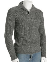 Theory Grey Alpaca Sweater