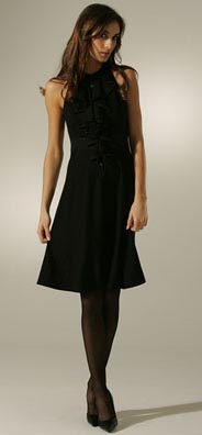 Theory Oceana Curve Dress