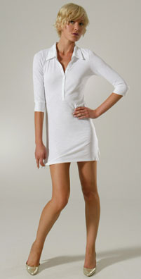 T Polo Mini Dress