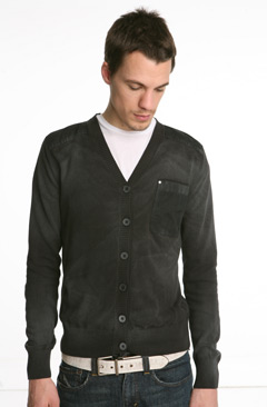 Triple Five Soul Backstage Cardigan