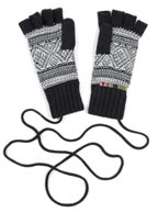 Triple Five Soul Intarsia Gloves