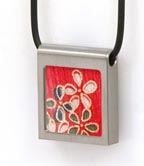 Washi Pendant at Blend Creations