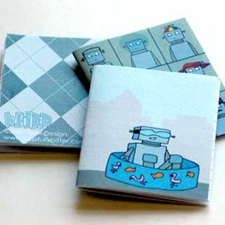 WHiRR Mini Notebooks
