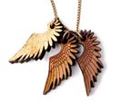 Tatty Devine Wing Necklace