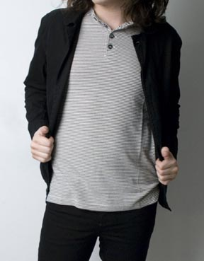 Bureau Long Sleeved Henley