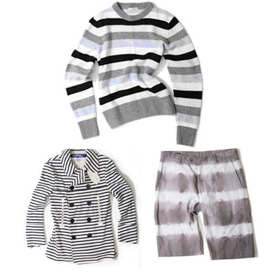 Designer Horizontal Stripes