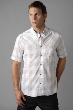 Mike and Chris Hyperion Gingham Shirt