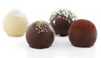Vosges Green Truffle Collection