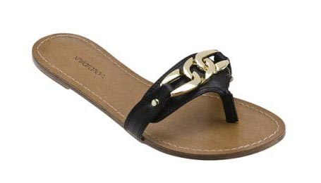Xhilaration Tressa Thong Sandals