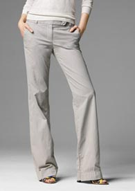City Fit Buttery Twill Trouser