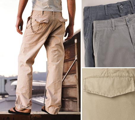 Favorite Khaki Pants by Save Khaki