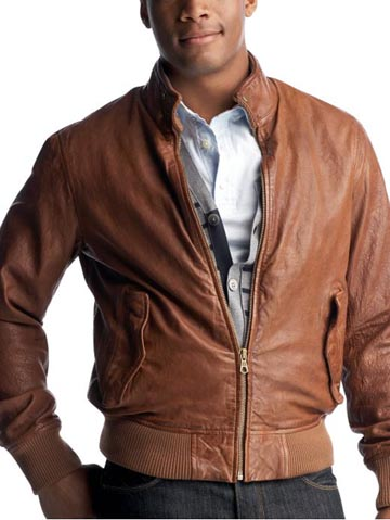 The Leather Bomber
