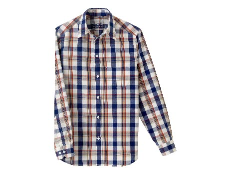 APC Madras Narrow Shirt