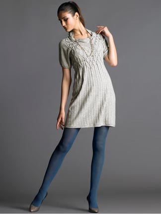 Crisscross Sweater Dress