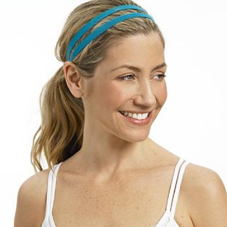 Double Strand Yoga Headband