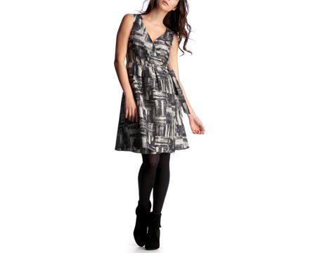 European Collection Wrap Dress