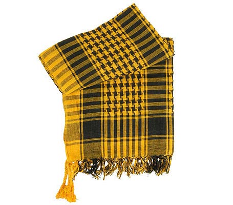 Fab Houndstooth Scarf