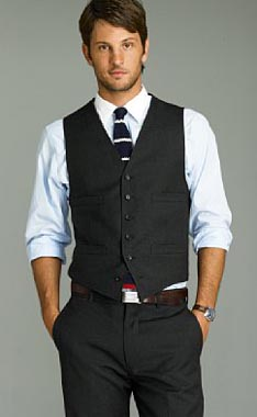 J Crew Year Round Suiting Vest