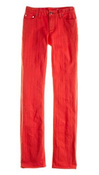 Overdyed Matchstick Jeans
