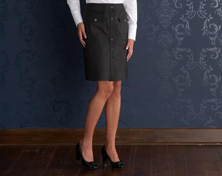 Pencil Perfect Skirt