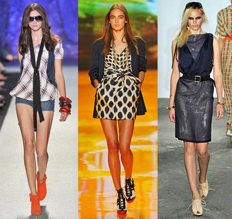Spring 2009 Fashion Week Trend: Booties